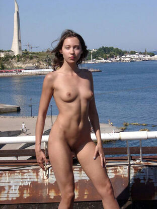 nude-in-russia introduce youngster dame naturist from..